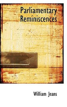portada parliamentary reminiscences