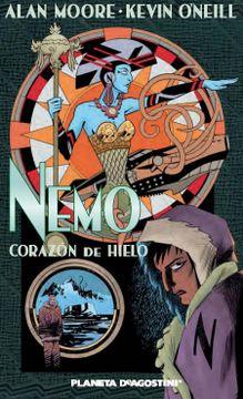 portada The League of Extraordinary Gentlemen Nemo