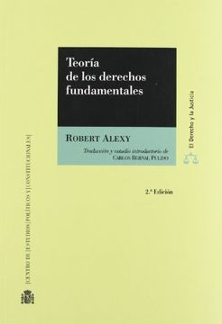 portada Teoría de los Derechos Fundamentales