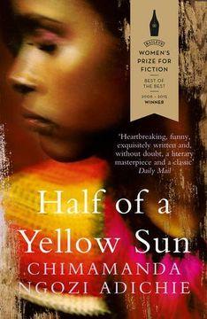 portada half of a yellow sun