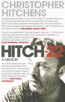 portada hitch 22: confessions and contradictions