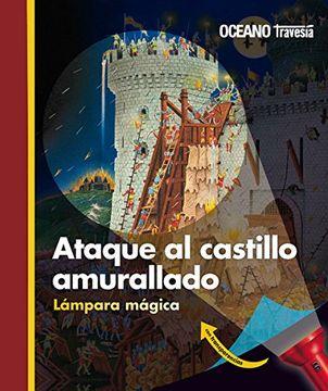 portada Ataque al Castillo Amurallado