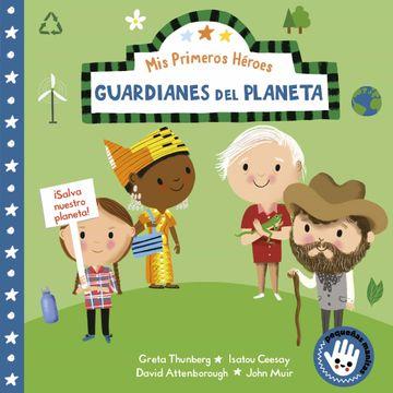 portada Mis primeros Héroes Guardianes del Planeta