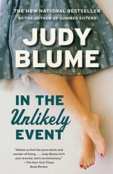 portada In the Unlikely Event (libro en Inglés)