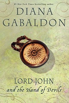 portada Lord John and the Hand of Devils (Lord John Grey Novels) (libro en Inglés)