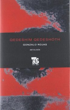 portada Qedeshim Qedeshoth (Letras Mexicanas