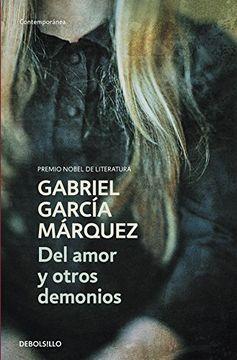 portada Del Amor y Otros Demonios