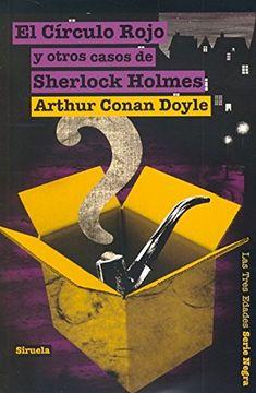 portada El circulo rojo y otros casos de Sherlock Holmes