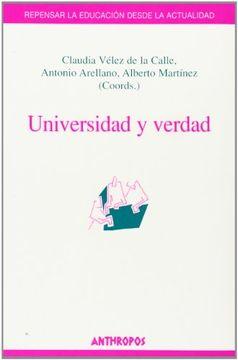 portada Universidad y Verdad