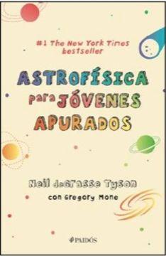 portada Astrofísica Para Jóvenes Apurados