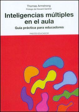 portada Inteligencias Múltiples en el Aula: Guía Práctica Para Educadores