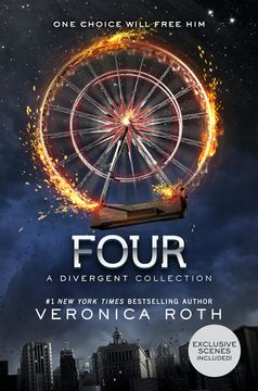 portada Four: A Divergent Collection (libro en Inglés)