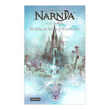 portada Las Crónicas de Narnia 2. El León, la Bruja y el Armario
