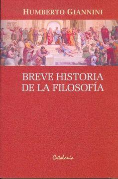 portada Breve Historia de la Filosofia