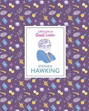 portada Stephen Hawking (libro en Inglés)
