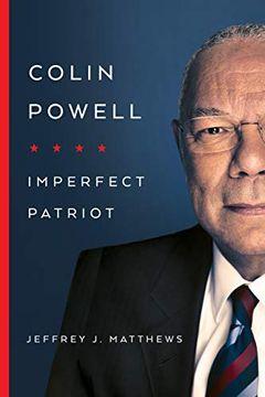 portada Colin Powell: Imperfect Patriot (libro en Inglés)