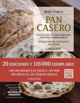 portada Pan Casero. Edición Especial (Larousse - Libros Ilustrados