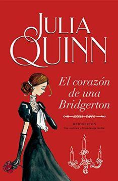 portada El Corazon de una Bridgerton (Serie Bridgerton 6)