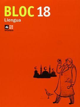 portada Bloc Llengua 18 (Bloc Llengua Catalana) (libro en Catalán)