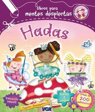 portada Hadas (Vacaciones Vox) (Educacion Infantil)