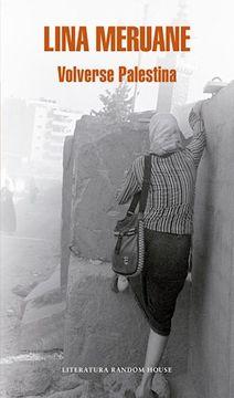 portada Volverse Palestina ( Mapa De Las Lenguas )