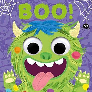 portada Boo! (libro en Inglés)
