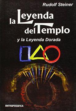 portada leyenda del templo y la leyenda dora