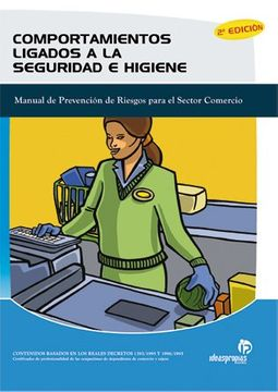 portada comportamientos ligados a la seguridad e higiene