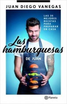 portada Las Hamburguesas de Juan.