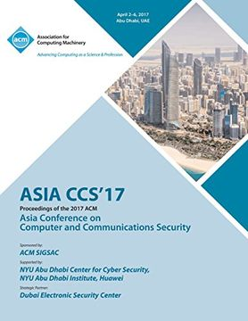 portada ASIA CCS 17 ACM Asia Conference on Computer and Communications Security
