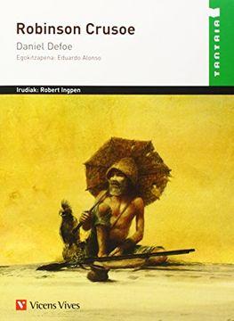 portada Robinson Crusoe (Tantaia (vicens Vives))
