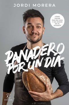 portada Panadero por un día