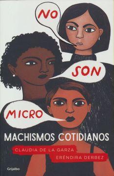 portada No son Micro: Machismos Cotidianos