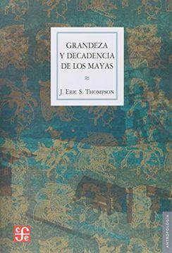 portada Grandeza y Decadencia de los Mayas