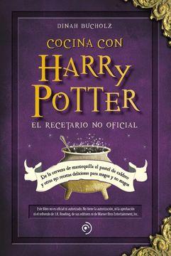 portada Cocina con Harry Potter