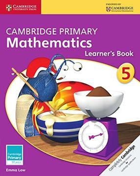 portada Cambridge Primary Mathematics. Learner's Book Stage 5 (Cambridge Primary Maths) (libro en Inglés)