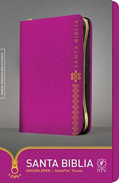 portada Santa Biblia Ntv, Edicion Ziper