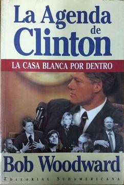 portada LA AGENDA DE CLINTON
