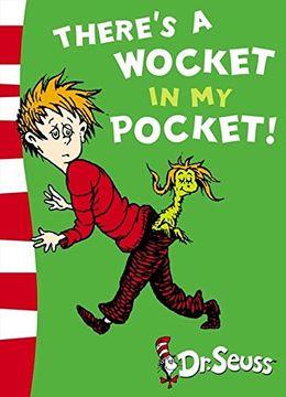 portada There'S a Wocket in my Pocket: Blue Back Book (dr Seuss - Blue Back Book) (libro en Inglés)