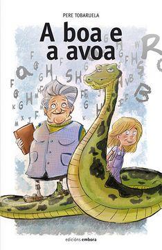 portada A boa e a Avoa (libro en gallego)