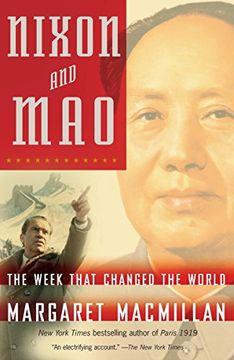 portada Nixon and Mao: The Week That Changed the World (libro en Inglés)