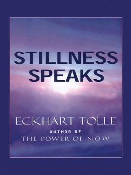 portada Stillness Speaks (Christian Softcover Originals) (libro en inglés)
