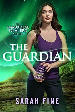 portada The Guardian (The Immortal Dealers) (libro en Inglés)