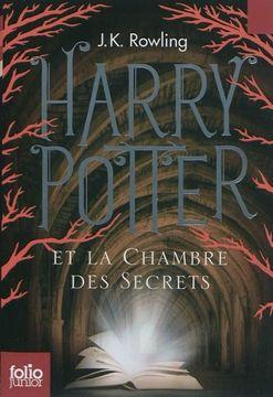 portada Harry Potter et la Chambre des Secrets (libro en Francés)
