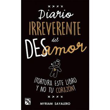 portada Diario Irreverente del Desamor