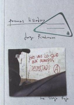 portada Poemas Lisiados - 2ª Edición (Poemario (Oveja Roja))