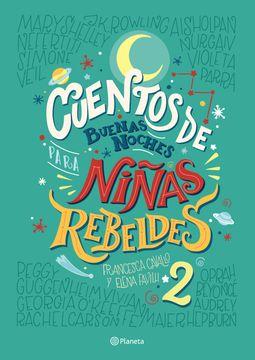 portada Cuentos de Buenas Noches Para Niaas Rebeldes 2 td