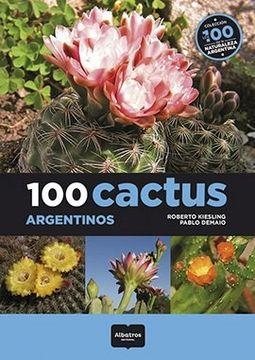 portada 100 Cactus Argentinos