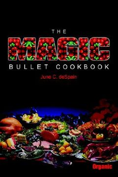 portada the magic bullet cookbook