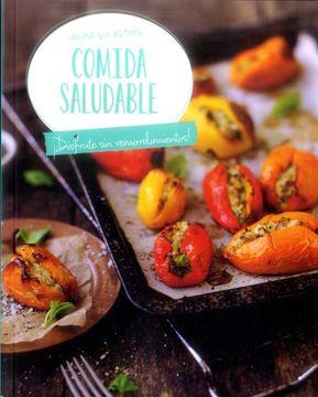 portada Cocina sin Estres: Comida Saludable